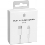 Кабель Apple USB-C to Lightning Cable (1m) (MK0X2) (High Copy, in box)