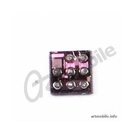 EMI-фильтр EMIF01-SMIC01F2/4129293 8pin для Nokia 2710n/3109/3110/3500/5200/5300/5500/6085/6086/6131/6300/6630/6680/6681/6720/7370/7373/C3-00/E50/E60/E62/E70/N70/N72/X2-01/X3-00 original !!!