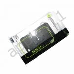 Dual Sim Card for iPhone 4 (black) Back Cover 2 in 1