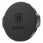 Автодержатель Baseus Small ears series Magnetic suction bracket (Flat type) Black (SUER-C01)