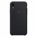 Чехол iPhone XR Silicone Case - Black Original Assembly