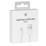 Кабель Apple Lightning to USB Cable (2 m) (MD819) (Orig, no box)