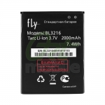 Аккумулятор Fly BL3216 (iQ4414 Quad Evo Tech 3), 2000 mAh