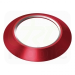 Защита на камеру Baseus Metal Lens Protection Ring Red для iPhone 7/8 (ACAPIPH7-RI09)