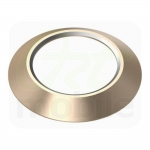 Защита на камеру Baseus Metal Lens Protection Ring Gold для iPhone 7/8  (ACAPIPH7-RI0V)
