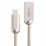 Кабель Kucipa K131-Micro 2в1 (Android/iOS) GOLD Lightning to USB