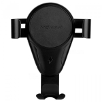 Беспроводное зарядка Momax Q.Mount Gravity Wireless Charging Car Mount Black (CM9D)