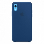 Чехол iPhone XR Silicone Case - Blue Horizon Original Assembly