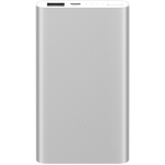 Внешний аккумулятор Xiaomi Mi 2 Power bank 5000mAh Silver (VXN4226CN)
