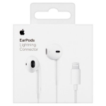 Наушники Apple EarPods with Lightning Connector (MMTN2) (Original, in box)